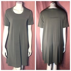 BCBG Green T-shirt Dress